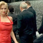 The Matrix Woman In The Red Dress