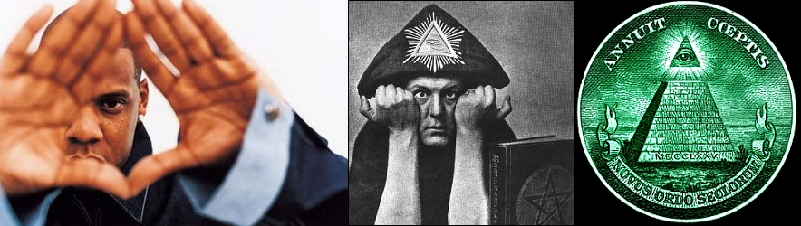 Jay-Z Hov Sign All Seeing Eye