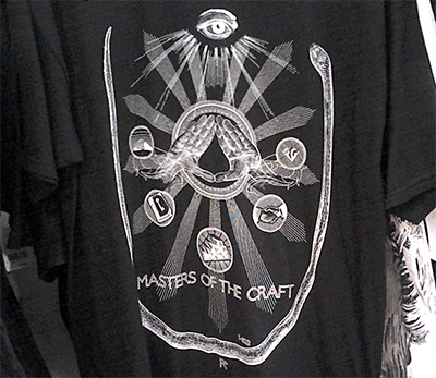 Jay Z Masters of the Craft Shirt
