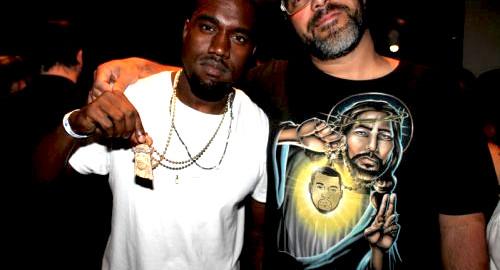 Kanye West Blasphemy