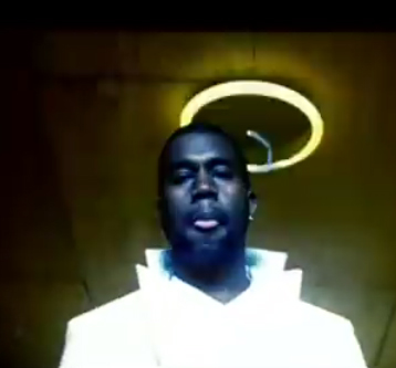 Kanye West Halo Jesus Walks Music Video