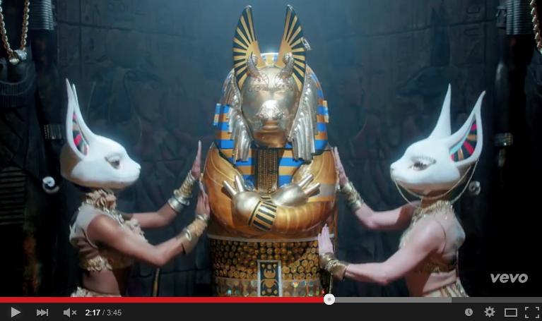 Invocation of Anubis