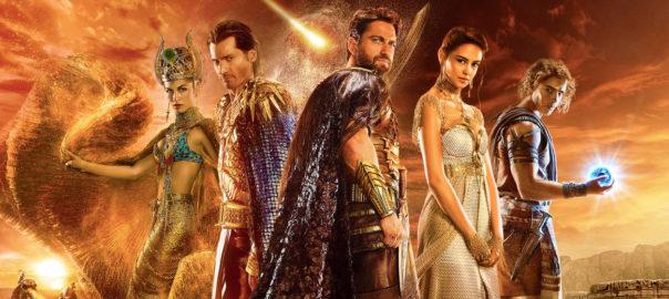 Gods of Egypt Movie