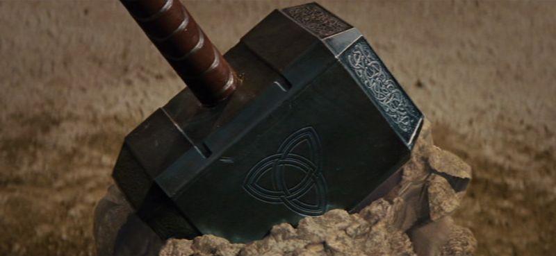 thor mjolnir hammer