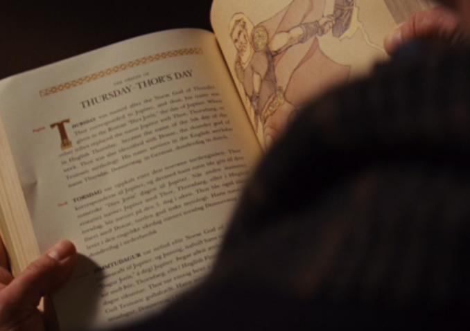 Thursday Thor's Day