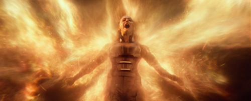 Jean Grey Phoenix Rising