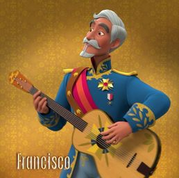 Francisco - Elena of Avalor