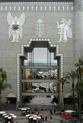 Babylonian Gate Hollywood