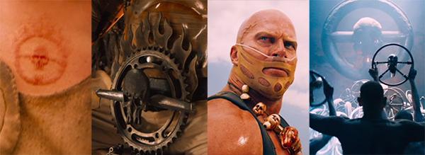 Mad Max skull worship
