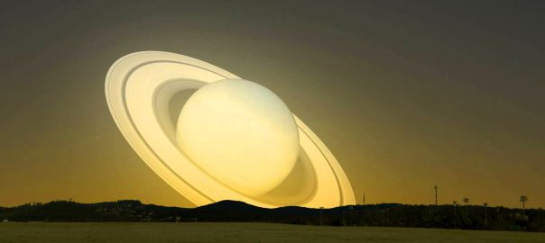 Saturn as the Ancient Sun