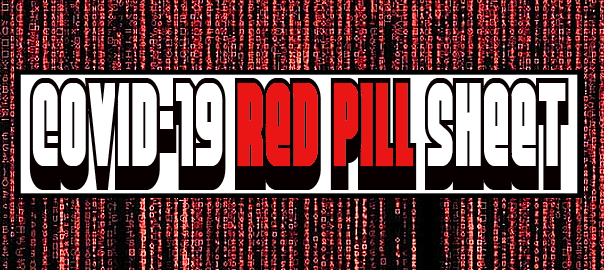 Covid-19 Red Pill Sheet Feature Image